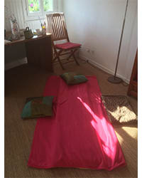 Salle authentique shiatsu chantilly